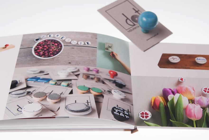 Gałki meblowe różnych rodzajów i kolorów - z katalogu DOT Manufacture