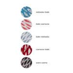 Kolekcja gałek meblowych emaliowanych ŁAWICA - wzornik