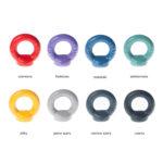 Kolory dostępne dla uchwytu industrialnego KOLOR | DOT manufacture
