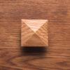 Uchwyty do mebli - drewniane, dębowe, nowoczesne - MANILA I
