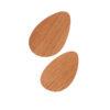 Uchwyt meblowy PEBBLE: dwa rozmiary | DOT manufacture