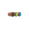 Gałka do mebli emaliowana SIMPLE - 2cm - wiele kolorów