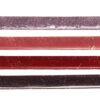 SZKLANY uchwyt do mebli na stalowych nóżkach: odcienie czerwieni i fioletu | DOT manufacture