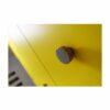 Galka emaliowana SIMPLE 4 cm na meblu