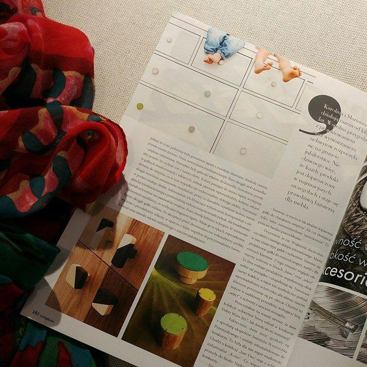 Gałki meblowe i uchwyty dziecięce od DOTmanufacture w Living Room | DOTmanufature