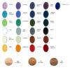 Wzornik kolorów drewna i kolorów emalii - wieszak emaliowany SIMPLE | DOTmanufacture