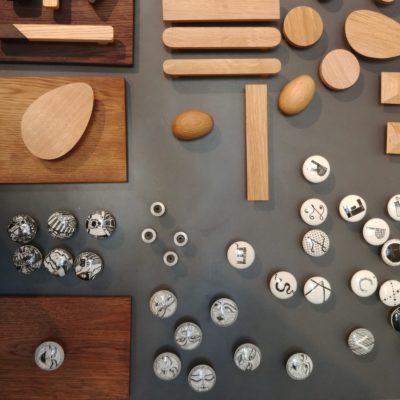 gałki i uchwyty meblowe DOT manufacture - wybierz coś dla siebie :)