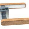 Klamki drewniane - do drzwi wewnętrznych