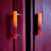 Kolorowe uchwyty meblowe - DOT Manufacture