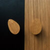 Gałki do mebli o łagodnych naturalnych kształtach - MINI PEBBLE by DOT Manufacture