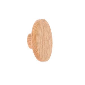 BASIC dębowe gałki meblowe 8 cm