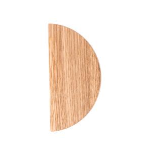 BASIC półokrągłe uchwyty meblowe 10 cm