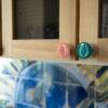 Gałki do mebli kuchennych - szklane by DOT Manufacture