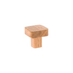 JUST ONE – kwadratowa gałka meblowa