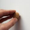 Minimalistyczne gałki do mebli - TECHNIC mini - skala