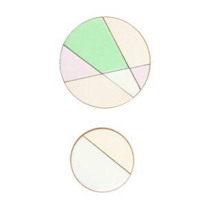 Pastelowe uchwyty do mebli MODERNA by DOT Manufacture