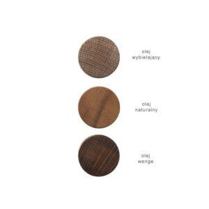 Kolory olejów do drewna | DOT Manufacture